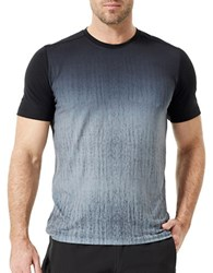 Mpg Victory Ombre Tee Slate Ombre