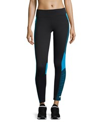 Marika Tek Endeavor Capri Activewear Leggings Methyl Blue