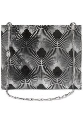 Paco Rabanne Pixel 1969 Chainmail Shoulder Bag Silver