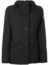 Canada Goose Reid Jacket Women Nylon Xs Black