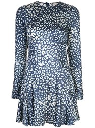 Alexis Madhu Dress Blue