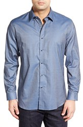 Men's Zagiri 'Voices Carry' Regular Fit Dobby Sport Shirt