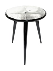 Fornasetti 'Be On My Back' Stool Black