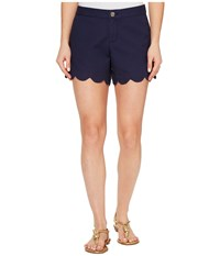 Lilly Pulitzer Buttercup Shorts True Navy Women's Shorts