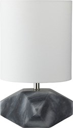 Cb2 Chamfer Marble Table Lamp