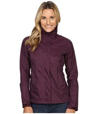 Marmot Precip Jacket Dark Purple Women's Jacket