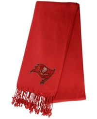 Little Earth Women's Tampa Bay Buccaneers Pashi Fan Scarf Red