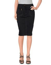 Alviero Martini 1A Classe Skirts Knee Length Skirts Women Black