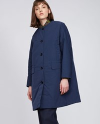 Aspesi Coat Aguglia Blue