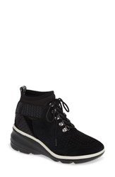 Jambu Offbeat Sneaker Black Suede