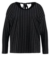 Junarose Jrnanice Long Sleeved Top Black