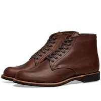 Red Wing Shoes 8064 Heritage Work 6 Merchant Boot Brown