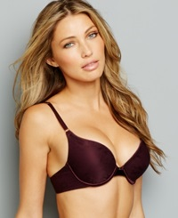 Lily Of France Extreme Ego Boost Tailored Push Up Bra 2131101 Mystic Berry