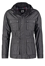 Pier One Outdoor Jacket Black