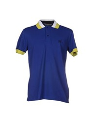 Husky Polo Shirts Blue