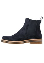 Zinda Boots Navy Dark Blue