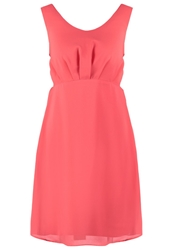Zetterberg Margot Cocktail Dress Party Dress Sunrise Orange