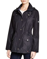 Barbour Coat Trevose Anorak Navy