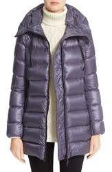 Moncler Women's 'Suyen' Water Resistant Hooded Down Puffer Coat