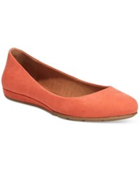 American Rag Ellie Flats Only At Macy's Women's Shoes Coral