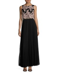 Betsy And Adam Pleated Long Skirt