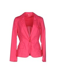 Blumarine Suits And Jackets Blazers Women Fuchsia