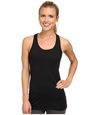 2Xu Essential Racer Tank Black Black Women's Workout