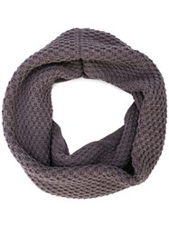 Natori Knitted Snood Scarf 60