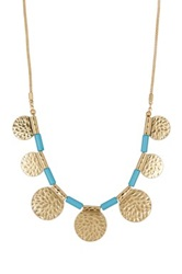 14Th And Union Bohemian Scandal Necklace Metallic