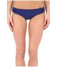 Body Glove Smoothies Ruby Low Rise Bottom Midnight Women's Swimwear Navy