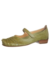 Everybody Ballet Pumps Green