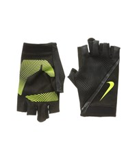 Nike Havoc Training Gloves Black Anthracite Volt Athletic Sports Equipment