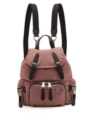 Burberry Small Backpack Light Pink