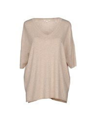 Gigue Sweaters Beige