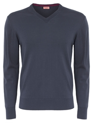 Thomas Pink Hawthorne Jumper Charcoal