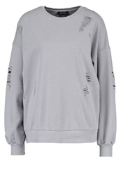 New Look Bella Sweatshirt Light Grey