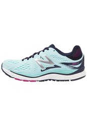 New Balance W880gb6 Neutral Running Shoes Blue White