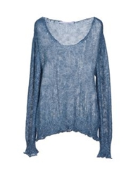 Relive Sweaters Blue