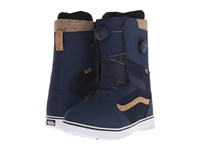 Vans Aura '16 Blue Cork Men's Cold Weather Boots