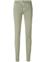 Ag Jeans Regular Slim Fit Green