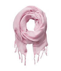 Love Quotes Linen Tassel Scarf Primrose Scarves Multi