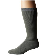 Drymax Sport Hiking Hd Over Calf 1 Pair Foliage Green Anthracite Quarter Length Socks Shoes Olive