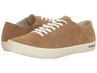 Seavees 09 60 Racquet Club Sneaker Dark Sand Men's Lace Up Casual Shoes Tan