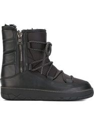 Moncler 'Feldberg' Snow Boots Black