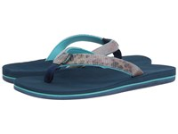 Scott Hawaii Hulili Blue Sandals