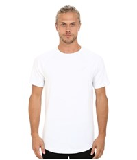 Publish Marten Premium Jersey Short Sleeve Knit White Men's Short Sleeve Knit