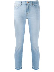 7 For All Mankind Roxanne Ankle Unrolled Cropped Jeans 60