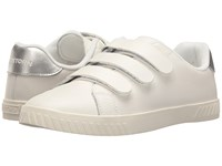 Tretorn Carry 2 Vintage White Silver Women's Shoes