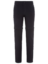 The North Face Exploration Convertible Trousers Black