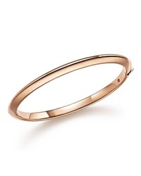 Roberto Coin 18K Rose Gold Bangle